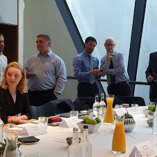 Sapphire spearhead cross-industry discussion & collaboration at The Shard