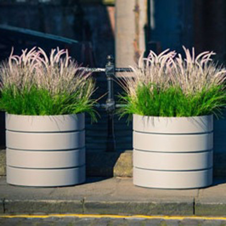 Bailey Streetscene Ltd launch Planters made from GRP