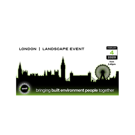 Furnitubes host a stand at Specifi Landscape in London