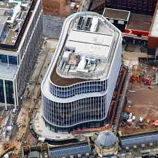 Alumasc delivers complete building envelope for One Chamberlain Square