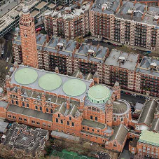 IKO's Mastic Asphalt roofing solution renewed Westminster Cathedral