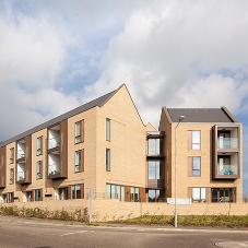 Thoughtful design enhances quality of life at Farrow Court
