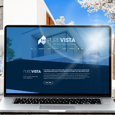 Pure Vista launch their new website