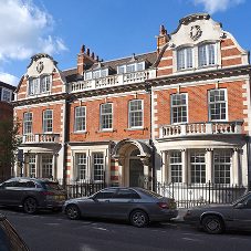Mumford & Wood rejuvenate this Historic building on New Cavendish Street
