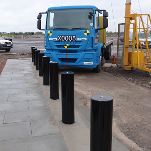 Heald launch Bollard System to protect bridges from risk of vehicle attacks