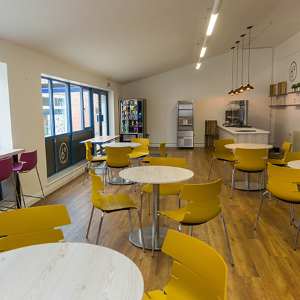 The Bewdley School open a new Sixth Form cafe