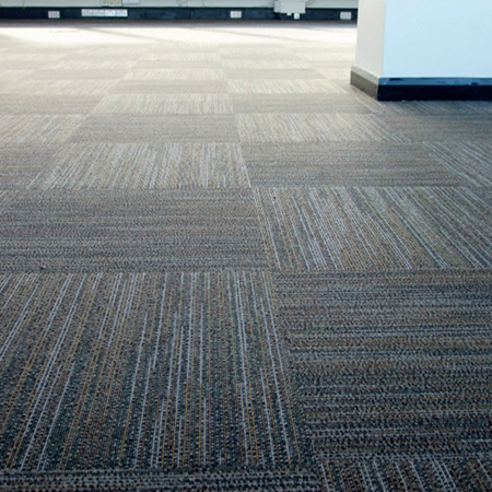 Nylon carpet tile solution at The Civic Centre