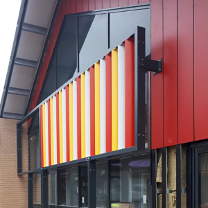 Twinfix launch their new Brise Soleil