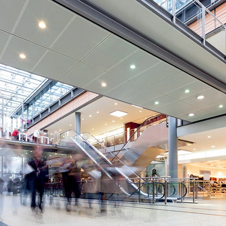 Mul-T-Lock CLIQ® locks improve security at London shopping centre