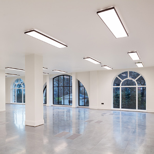 AET's underfloor air con was used in award-winning renovation of London landmark