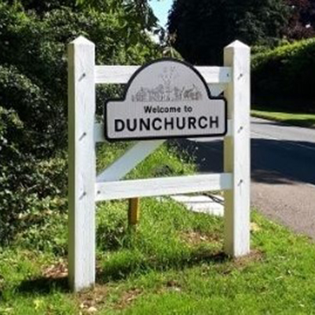 Glasdon gateway's plot for a welcome impression into Dunchurch