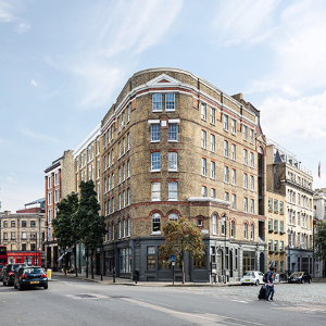 AET help to preserve former Victorian artisan tenement block in East London