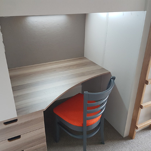 Witley Jones have launched a new Study Bunk for boarding accommodation