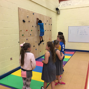 Why you must include a climbing wall in your next project