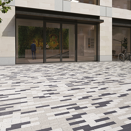 Tobermore launch new product at Edinburgh landscape event