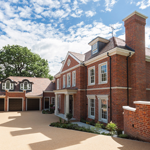Mumford & Wood windows were specified for Asquith House