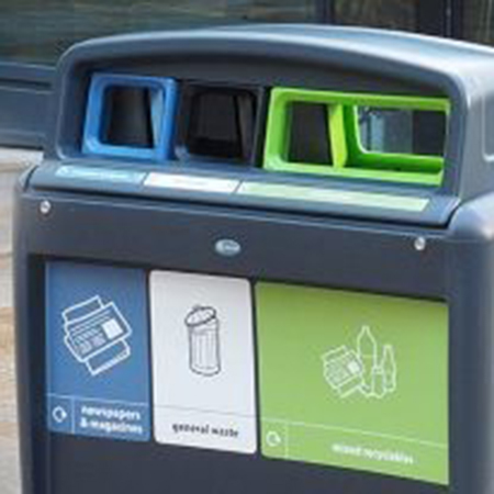 Outdoor recycling is evolving with Nexus® Evolution City