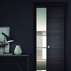 Häfele sliding doors make rooms more flexible and functional