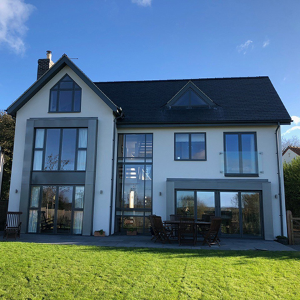 VELFAC presents it's showcase home in Easingwold, York