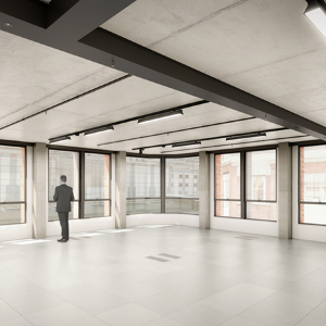 Underfloor air conditioning shortlisted for ACR News Project of the Year