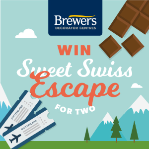 Sweet Swiss Escape with Brewers