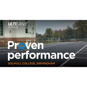 Improved durable car park capacity at Solihull College with Tarmac