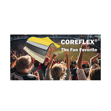 COREFLEX® wins the 2020 waterproofing membrane award