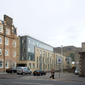 VELFAC features in a series of impressive new-build blocks at Edinburgh Uni