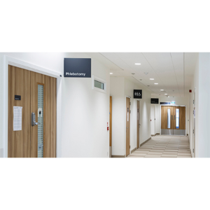 Rockfon provides optimum acoustic solution for state-of-the-art hospital [BLOG]
