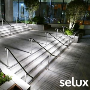 Introducing Selux's LED Handrail System