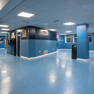 St Ninian's protected from student footfall by Gradus
