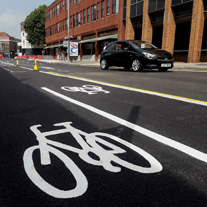 Building London's new sustainable transport infrastructure