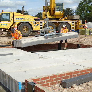 Northamptonshire Housebuilder Adopts New Thermabeam™ Flooring System