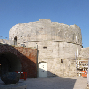 35 Tonnes of IKO's Permaphalt Waterproofing System at Round Tower