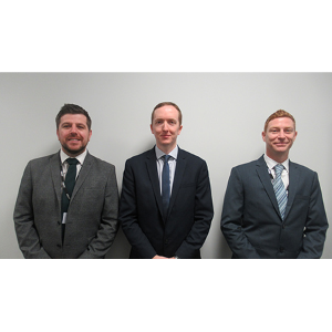Abloy UK strengthens CI team with a hat-trick of appointments