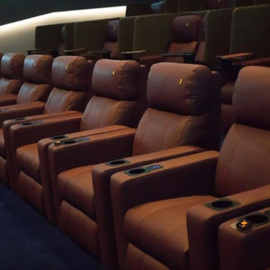 Ferco Seating provides high-tech luxury seating at MBO Tropicana Gardens