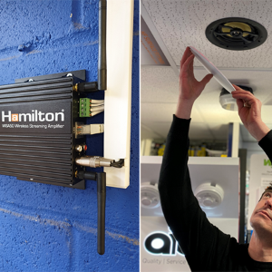 Hamilton expands its installer training course to include wireless audio