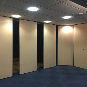 Beehive's operable wall servicing gives this Yorkshire School peace of mind