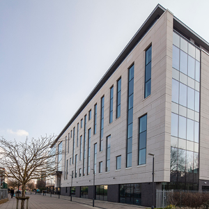 Kingspan finds its place on Grade-A office development