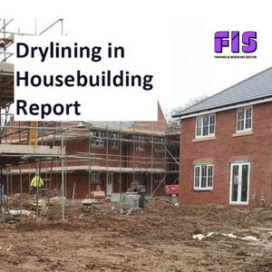 FIS develop training qualification for drylining in housebuilding