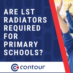 Are LST radiators required for primary schools?