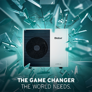 Vaillant launches it's greenest heat pump yet