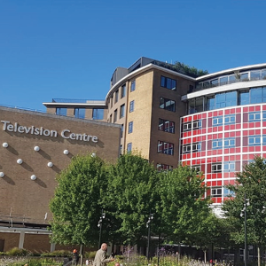 BBC Television Centre receives an update that stays true to its heritage