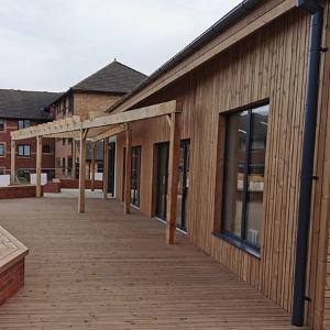 Vincent Timber transform development at Leeds University