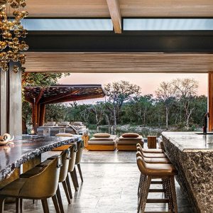 Geberit implements luxury designs to the Sabi Sands Game Reserve lodges