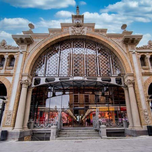 Orona elevators used in Saragossa Central Market refurbishment