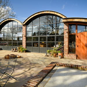 Clement windows & doors feature throughout this fabulous Vineyard