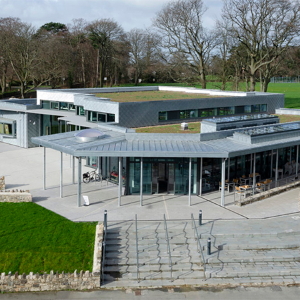 Alumasc helps Conwy Culture Centre towards a green future