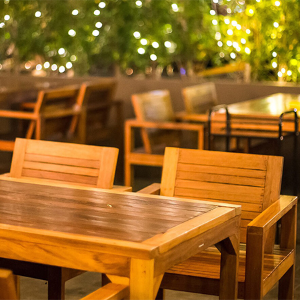 Getting prepared for al fresco dining boom [BLOG]