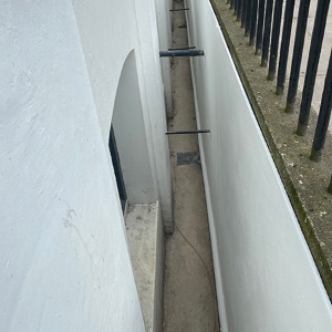 Delta Waterproofing solution for London Medical Facility